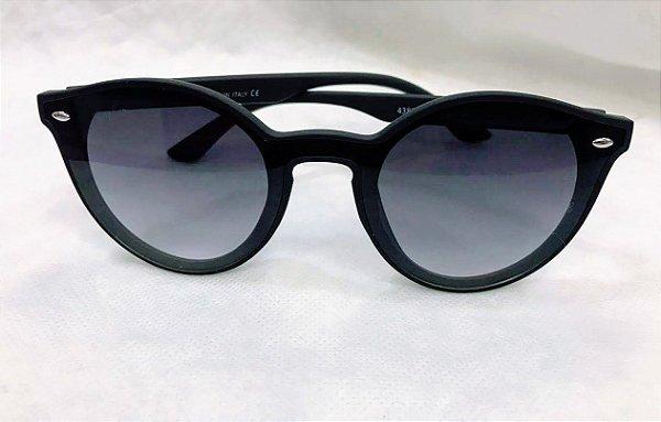 Ray Ban Redondo Retro - Óculos de Sol Preto 51 mm - Griffe dos Olhos ... 79aba67aae