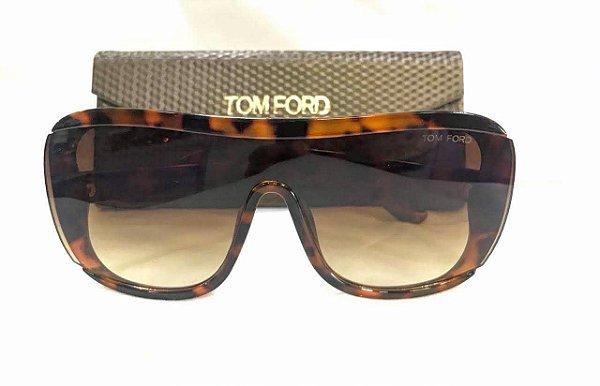 901c896cd Óculos de Sol Tom Ford Máscara Havana / Lançamento - Griffe dos ...