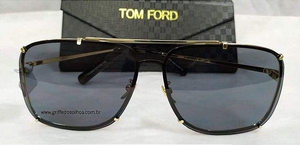 Óculos de Sol Masculino Tom Ford Masculino - Quadrado 2019