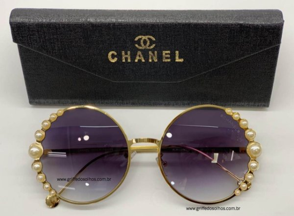 Chanel - Ribbon and Pearls FF 0295/S Perolas