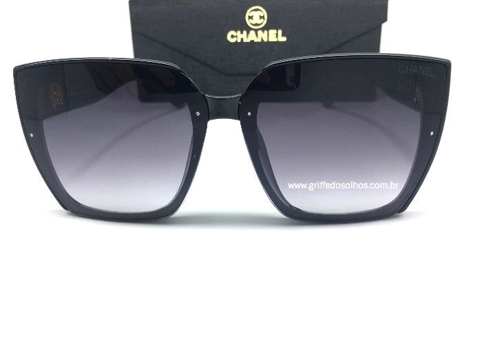 Óculos de Sol Chanel / Classico Preto