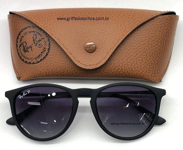 Ray Ban - Erika Preto 86513 - Óculos de Sol