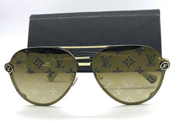 Louis Vuitton Aviador Clockwise