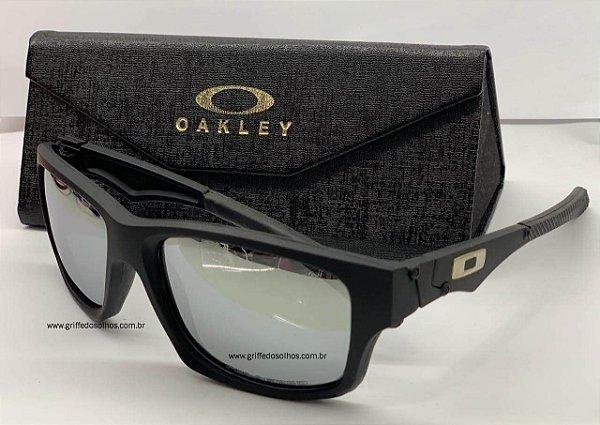 Óculos Oakley Jupiter Squared Espelhado - Iridium Polarizado