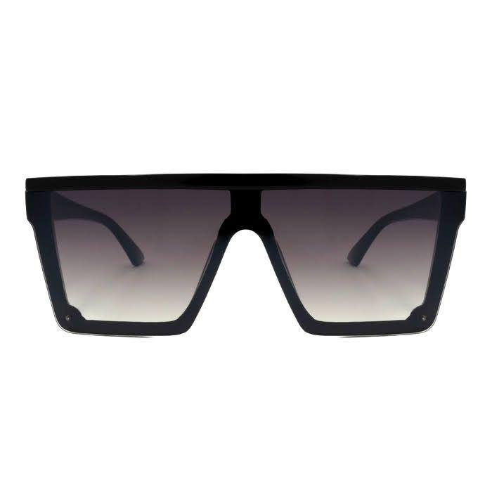 Óculos Furious  Quadrado - Armação  Preto Unissex