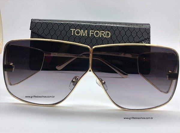 Tom Ford Spector 0708 Oculos de Sol Unissex - Grande