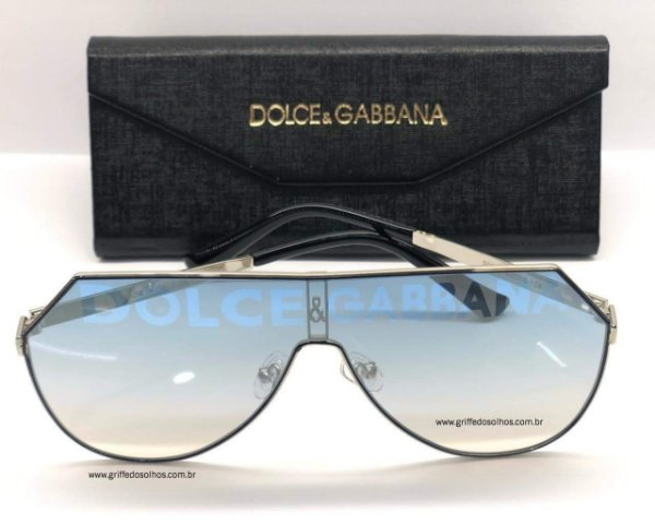 Dolce & Gabbana DG2221 04/N Lente Monogram  Logomarca Tam 64