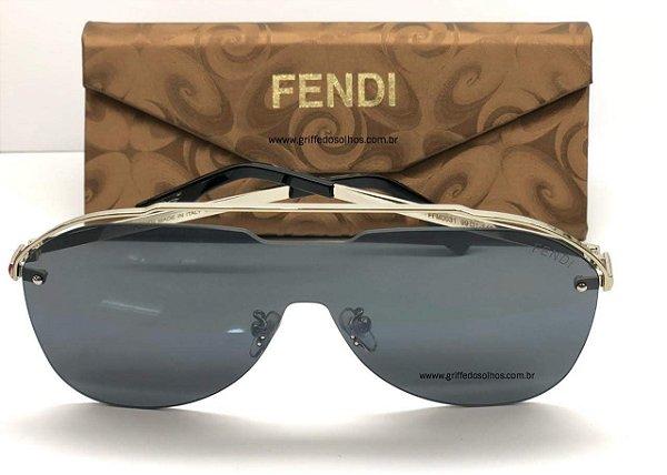 FENDI FF M0030/S AVIADOR  3YGUE