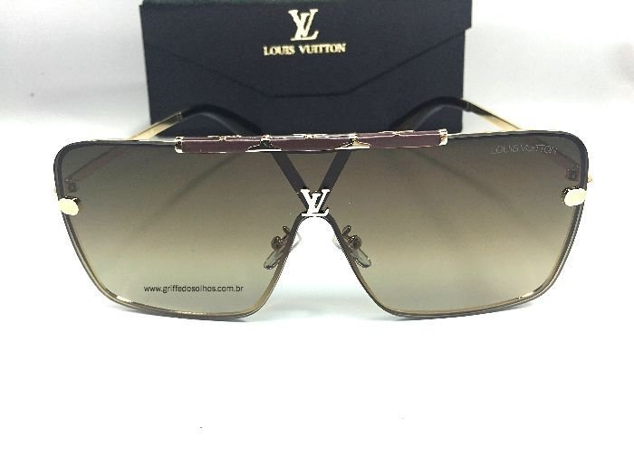Oculos Louis Vuitton Luxury Quadrado
