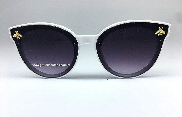Gucci Gatinho Branco - Oculos de Sol