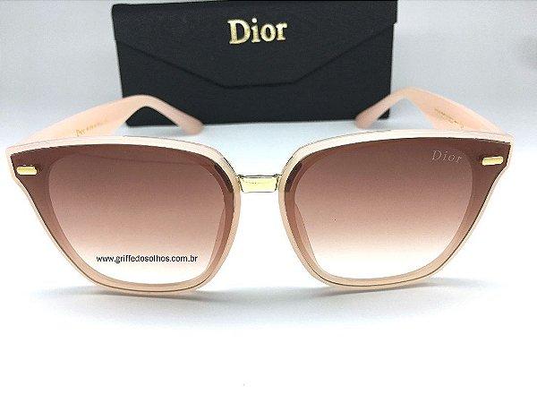 Óculos Wayfarer Dior  - Óculos de Sol Rosa