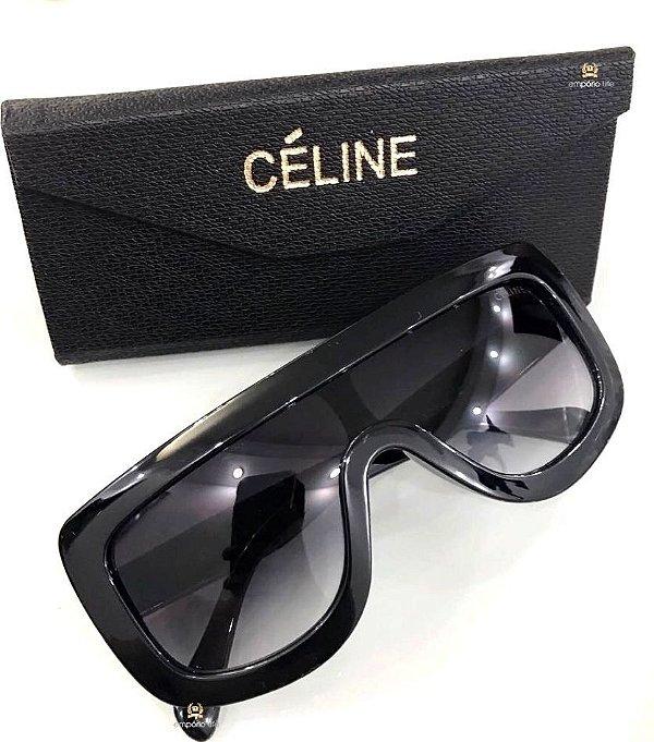 Óculos de Sol Céline Adele -  CL 41377/S Preto