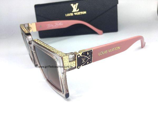 Louis Vuitton Millionaires Rose - Oculos de Sol