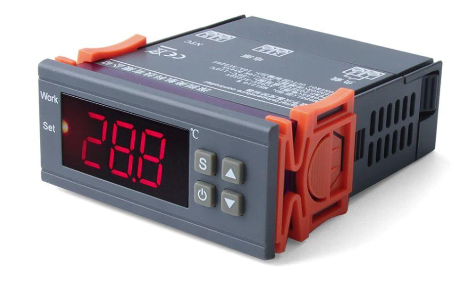 Controlador de Temperatura Digital MH1210W