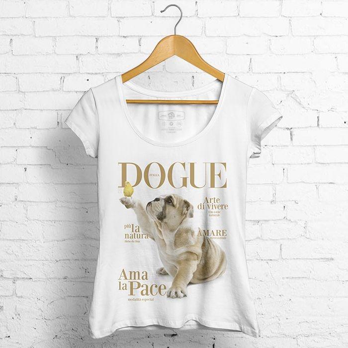 BL Revista Dogue - Itália