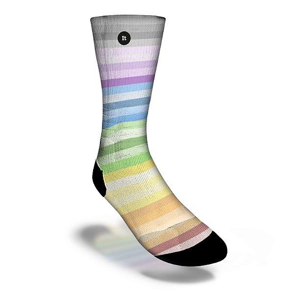 Faixas Coloridas / Color Stripes - Meias ItSox