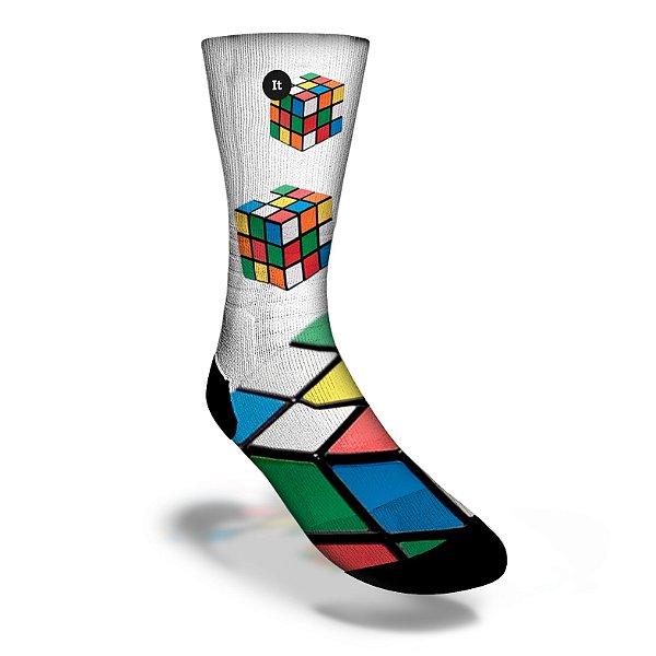 Cubo Mágico Geek - Meias ItSox
