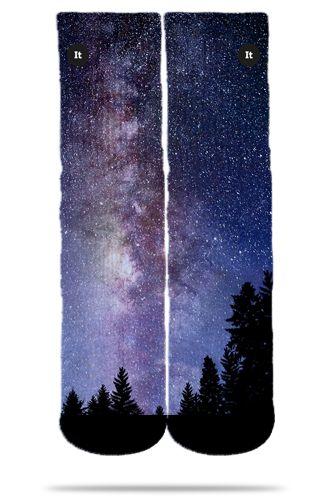Via Láctea - Meias ItSox