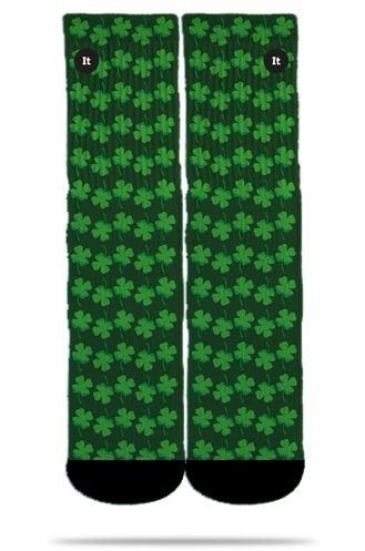 Trevo de Quatro folhas - Meias ItSox
