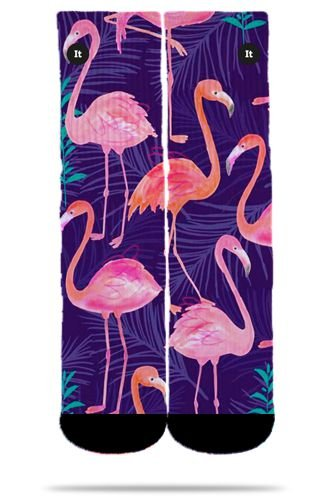 Flamingo Tropical - Meias ItSox