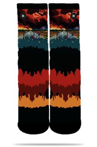 Stranger Things Poster - Meias ItSox