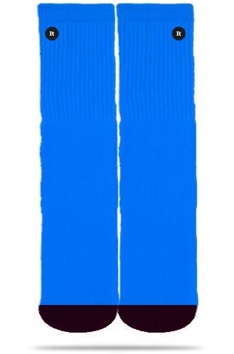 Neon Blue - Meias Itsox