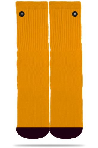 Neon Orange - Meias Itsox