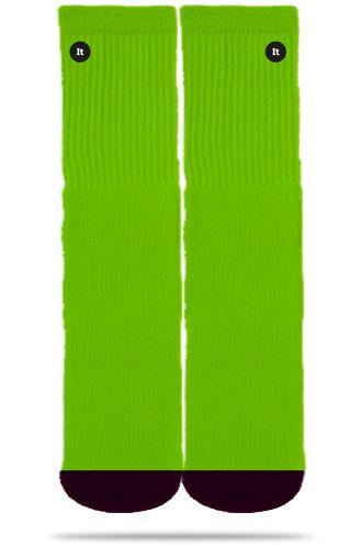 Neon Green - Meias Itsox