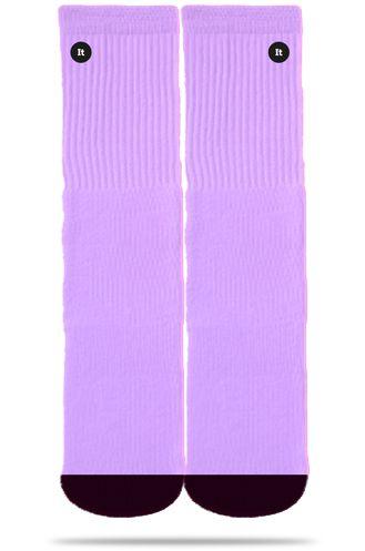 Neon Lilac - Meias Itsox
