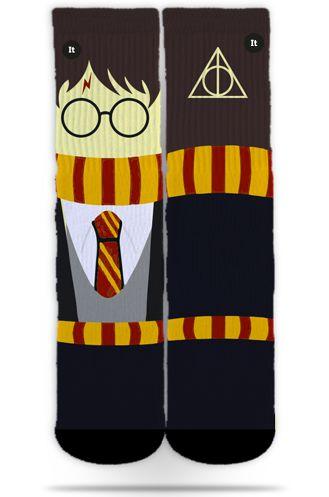Mini Potter - Meias ItSox