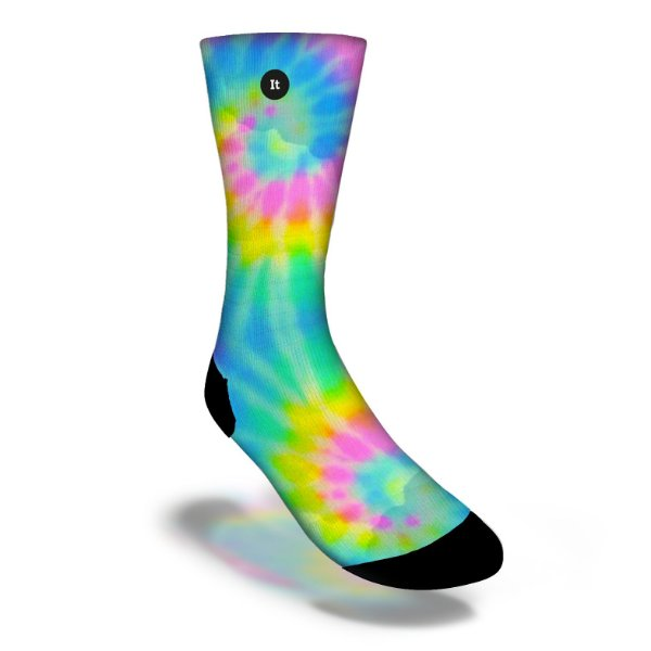 Tie Dye Candy - Meias ItSox