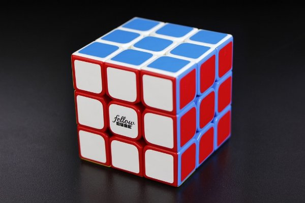 3X3X3 FELLOW CUBE - TWIST