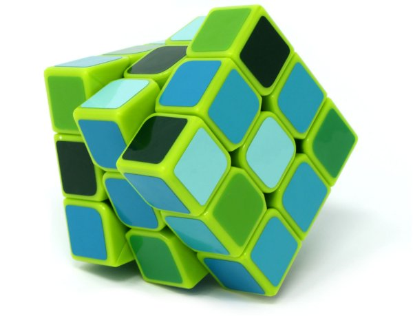 FELLOW CUBE GREEN