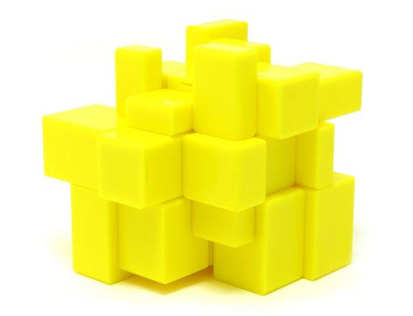 MIRROR BLOCKS QIYI AMARELO