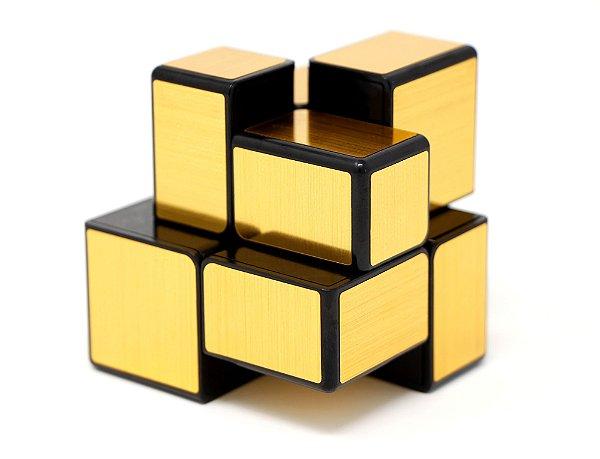 MIRROR BLOCKS 2X2 DOURADO