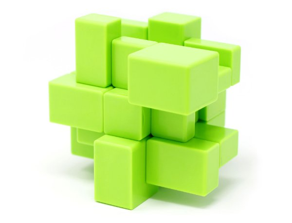 MIRROR BLOCKS VERDE