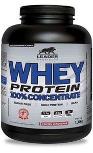 Whey Protein HP Leader Nutrition
