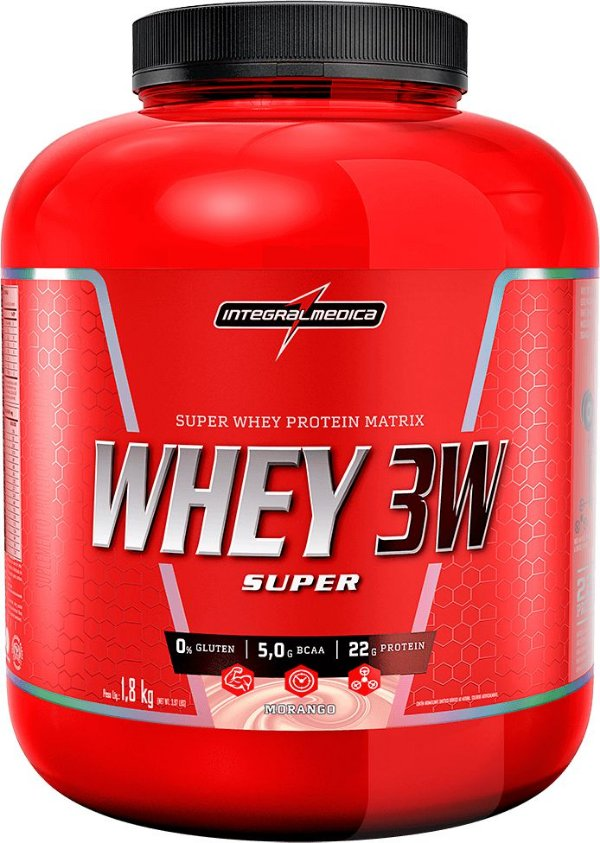 Super Whey 3W - Integralmedica