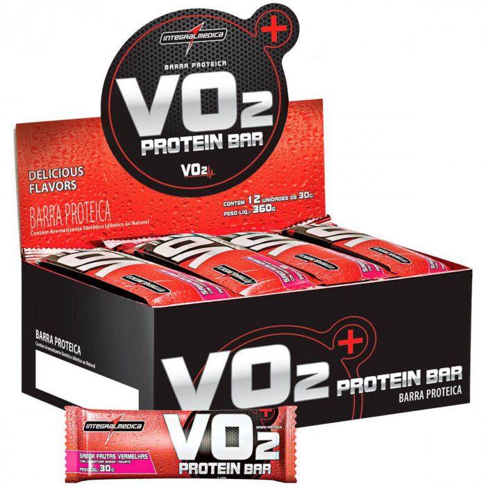 VO2 Protein Bar Integralmedica