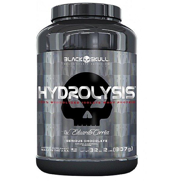 HYDROLYSIS WHEY 907G - BLACK SKULL