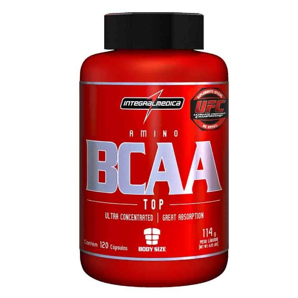 Amino BCAA Top Integralmédica 150 Cápsulas