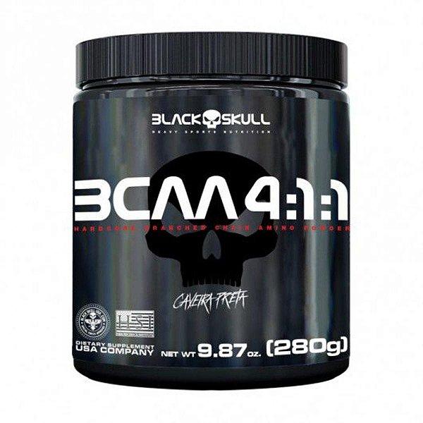 BCAA 4:1:1 Black Skull (280g)