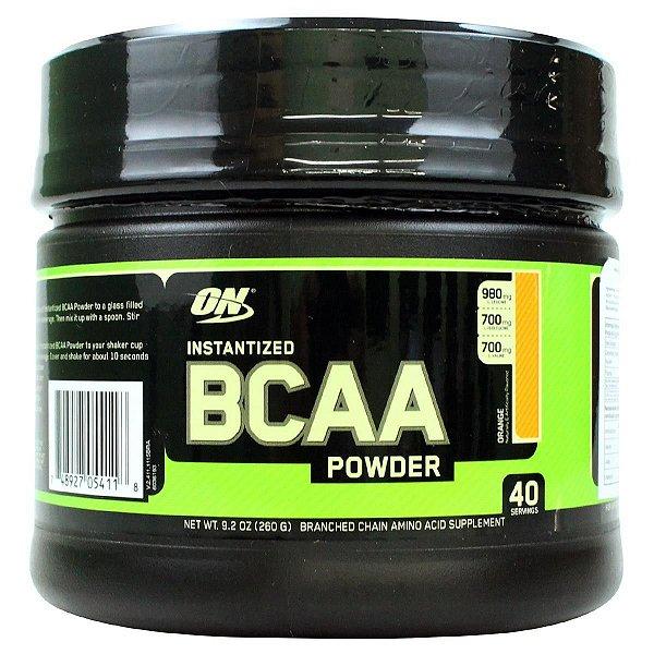 Bcaa Powder Optimum Nutrition 260g