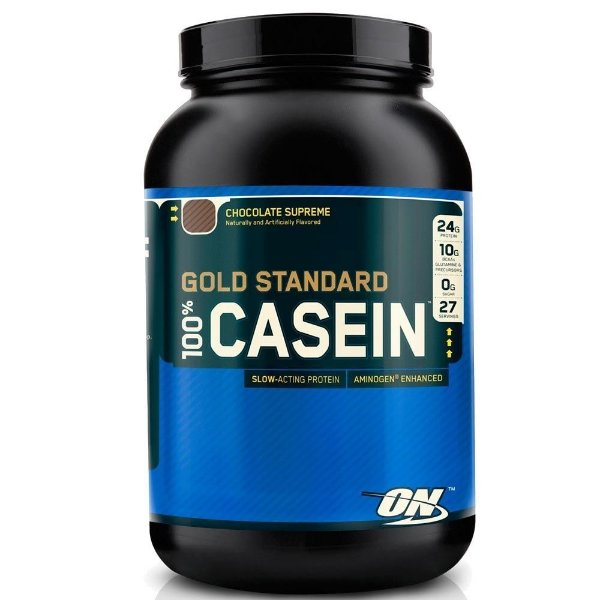 100% Casein Optimum Nutrition