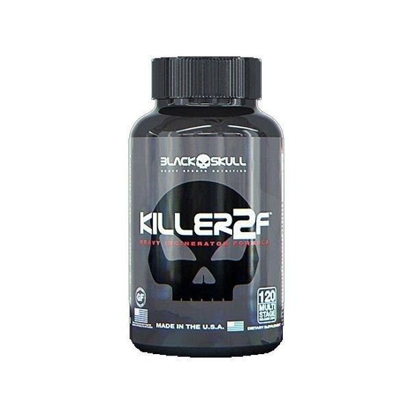Killer 2F Black Skull 6 Cápsulas