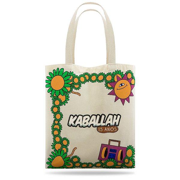 Ecobag Kaballah 15 Anos