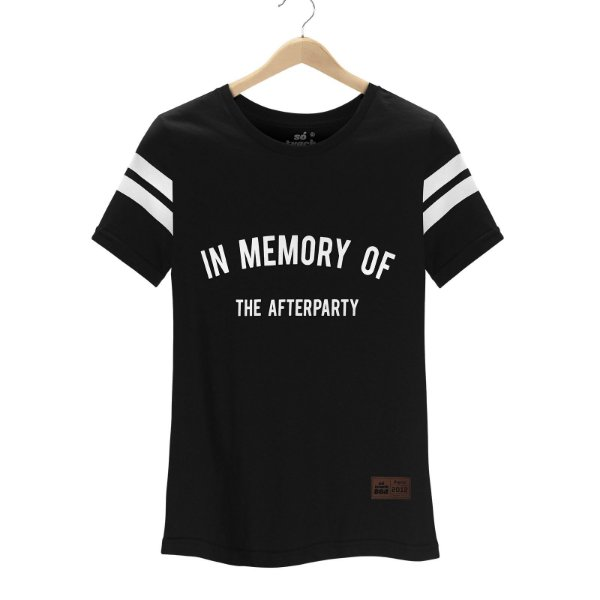Camiseta Feminina IMO Afterparty