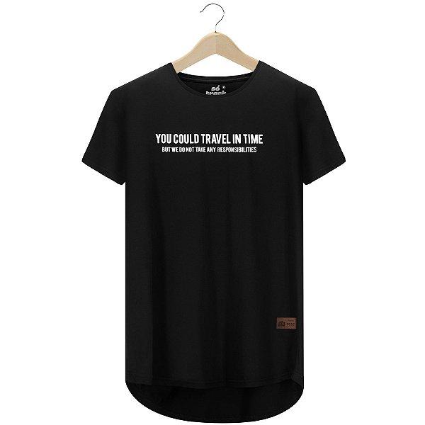 Camiseta Travel Through Music