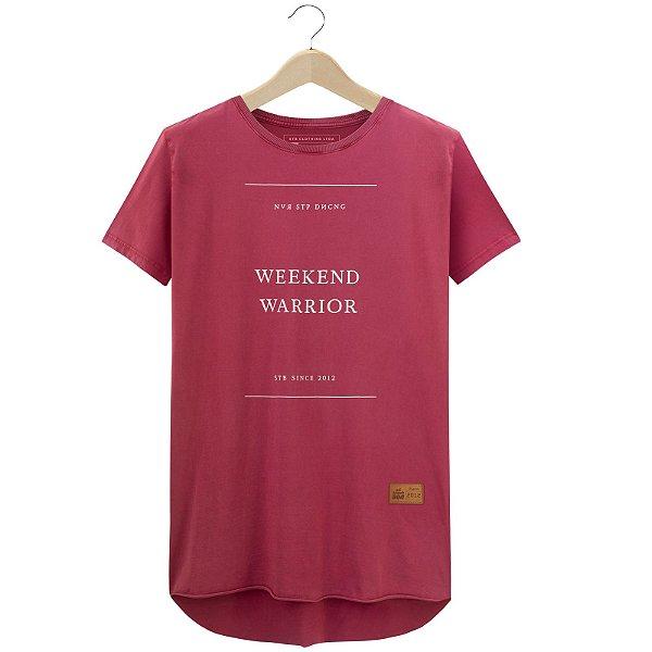 Camiseta Wknd Nvr Ends