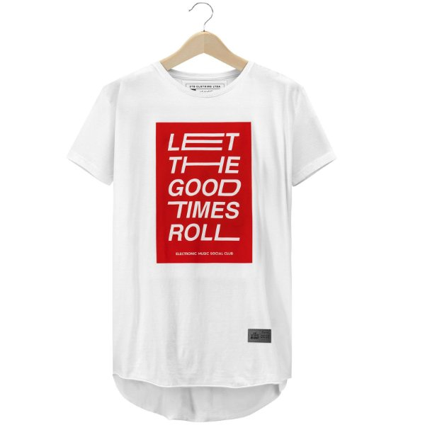 Camiseta Let the Good Times Roll